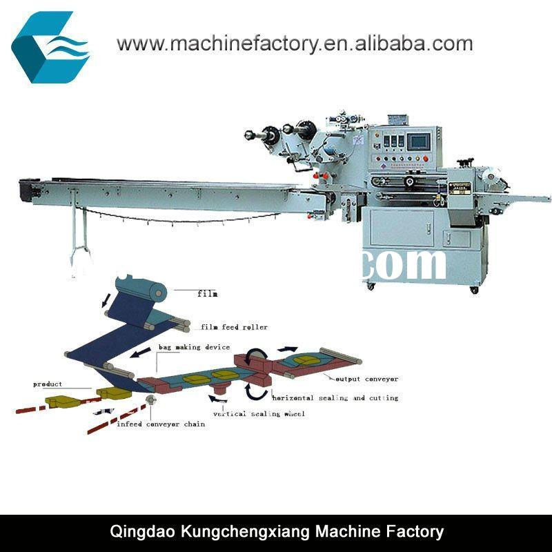 KCX-A automatic fish and seafood packing machine