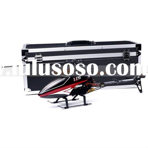KDS 450SV 6CH RC Helicopter RTF 2.4GHz w/ Brushless Motor, Aluminum Case