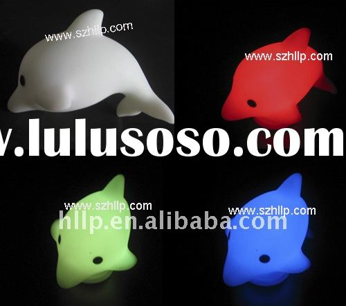 LED Flashing Night Lamp,Plastic Decoration Suppliers,Promotional Toy Light Manufacturer