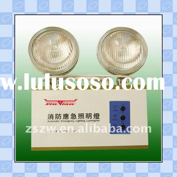 LED emergency light/Rechargeable emergency Exit Sign/Fire Safety 2W Fire emergency light