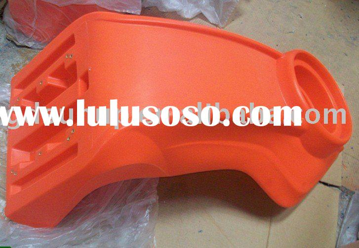 LLDPE Material Rotational Moulding Plastic Game seat