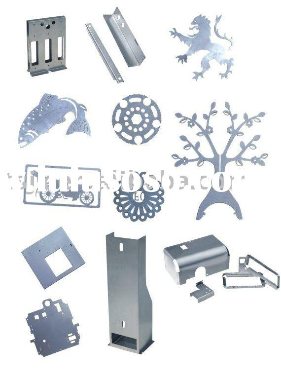 Laser Cutting Precision Sheet Metal Fabrication