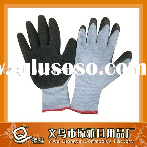 Latex coated cotton Garden glove
