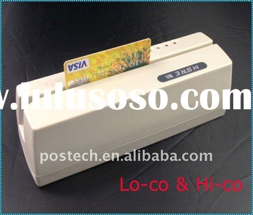 Lo-co Hi-co Swipe Magstripe Card Reader and Writer