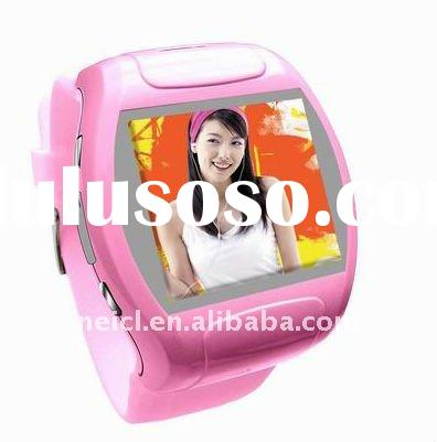 Low Price Watch Mobile Phone MQ007