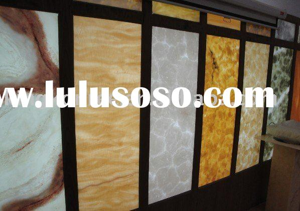 Low price and high quality decorative acrylic wall panels