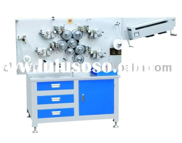MHL-1004S Rotary Label Printing Machine, Rotary Label Printer Machine, Ribbon Printer Machine