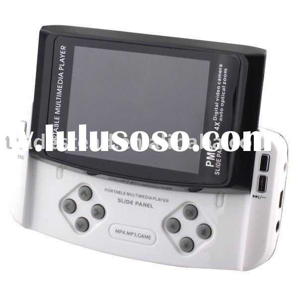 MP4 Player with 2.8-inch Portable Slide Panel LCD - 8GB - Digital Camera - Video Recorder