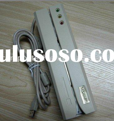 MSR609 High-speed USB Magnetic Strip Card Reader / Writer