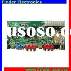 MainBoard for more than 19 inch LCD TV