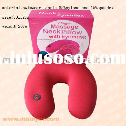 Massage Neck Pillow; Massage Neck Roll Pillows