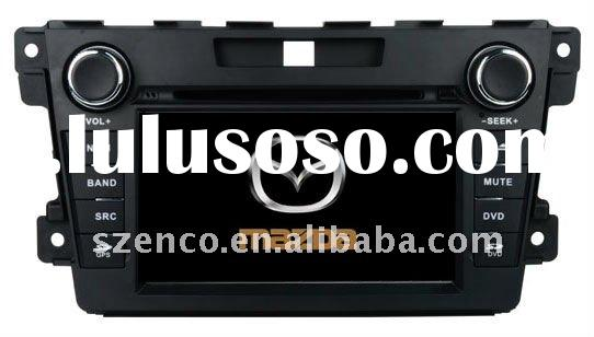 Mazda cx7 car gps navigation radio system (Enco-M702)