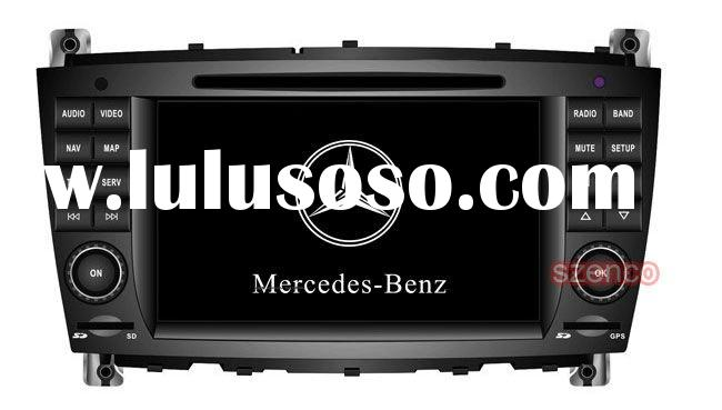 Mercedes Benz CLC class car dvd player with gps navigation stereo system