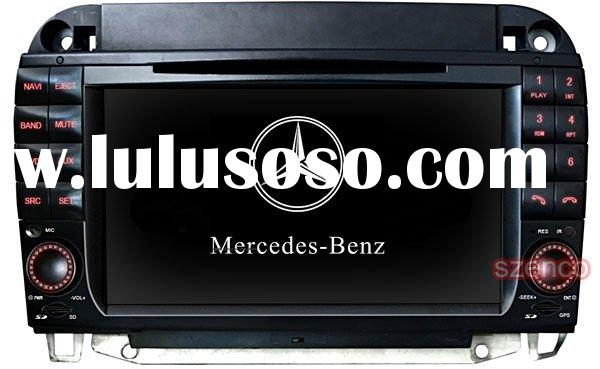 Mercedes Benz S/CL W220 class car dvd player with gps navigation stereo system