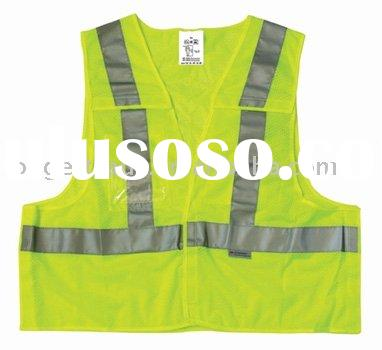 Mesh fabric Reflective Safety Vests