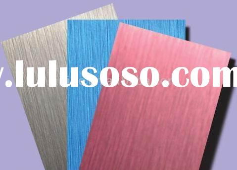 Metallic High Pressure Laminate Sheet
