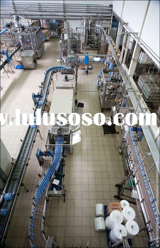 Mineral Water/Pure Water/Juice/Milk/ Fully Production Line