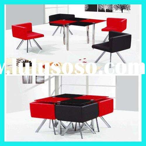 Modern restaurant table and chairs dining furniture