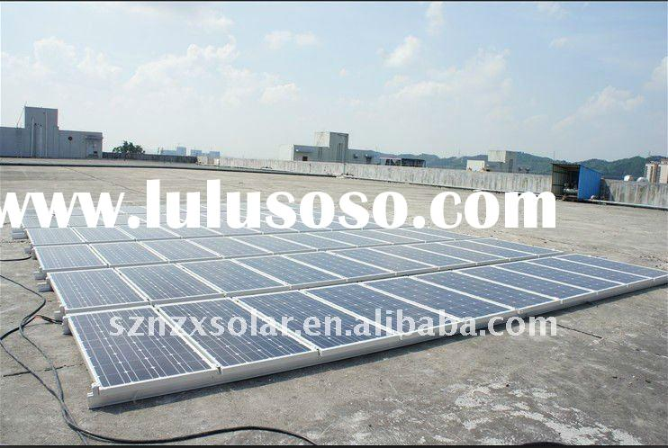 NZX-5000W home use on-grid solar system