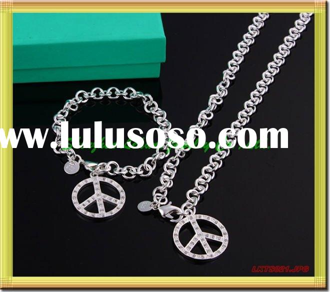 New 925 sterling jewelry sets,fashion jewelry,hot sale