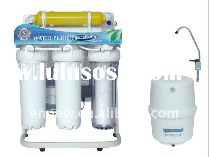 New!! Commercial Reverse Osmosis Water Purification Treatment System, Water filter system with 5 sta