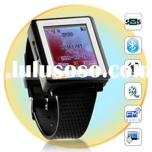 New Item 1.44 Inch Touchscreen Watch Cell Phone AK810