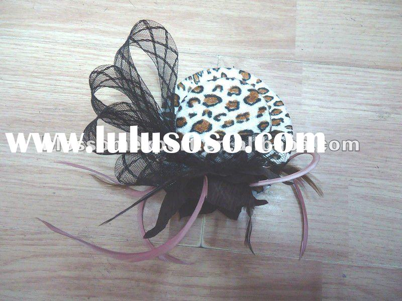 New design princess Mini hats hair accessories for baby girl
