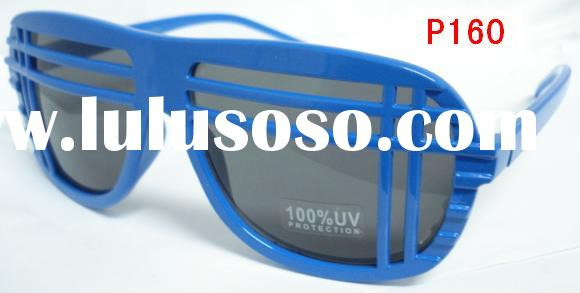 New design shutter sunglasses,fashion cool sun glasses frames,sunglasses,P160
