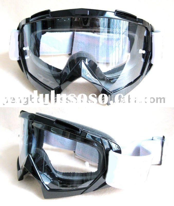 Newest Motorcycle Tear Off Goggles With CE EN1836 & ANSI Z80.3 Certificate (Sample Charge Free)