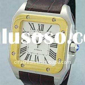 Newest brand stainless steel automatic watch
