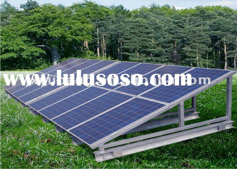 Off grid 5kw 5000w supply 15kw-25kw a day solar energy system green energy home solar power system h