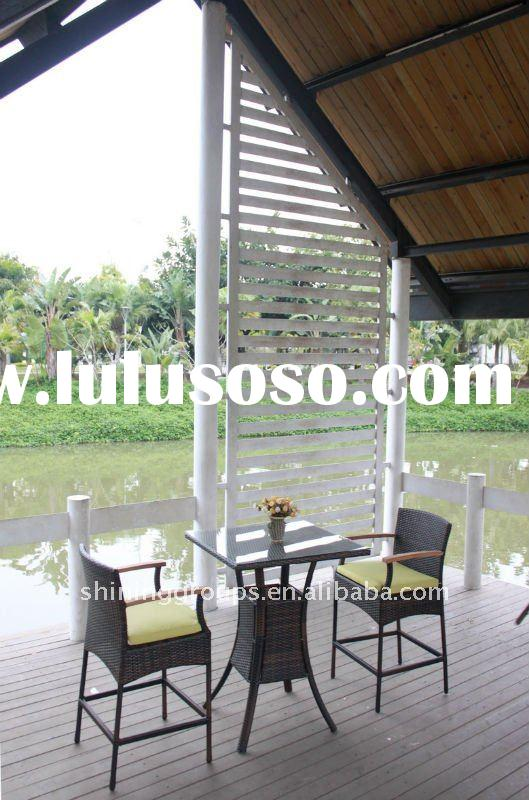 Outdoor Furniture- Bar Furniture with Barstool(C238)