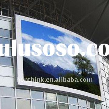 P10 High Quality Full Color Outdoor LED Display