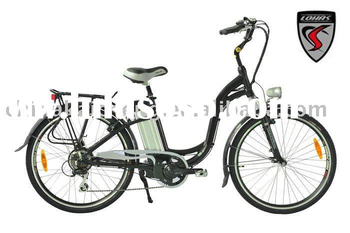 PAS/Hub Brushless Motor Electric Bicycle with High Quality and excellent performance