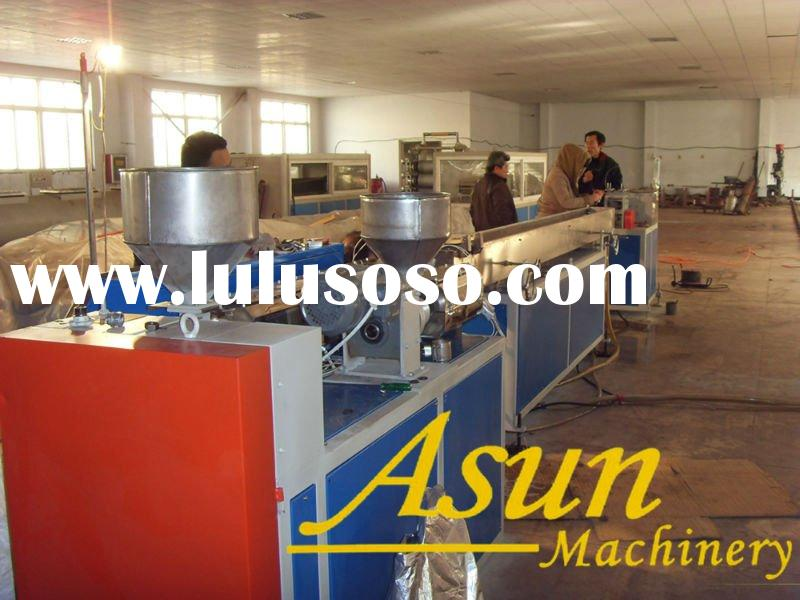 PP PE Drinking straw making machine