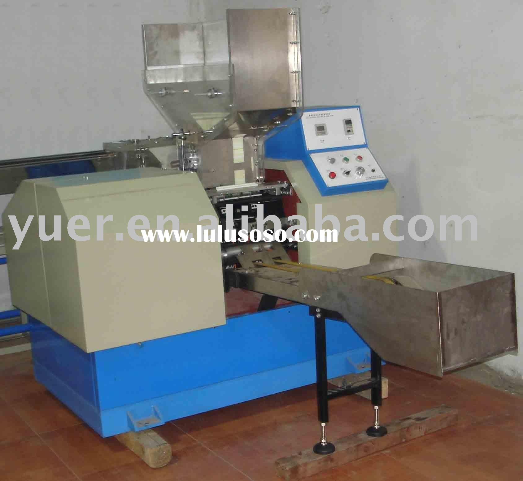PP drinking straw making machine