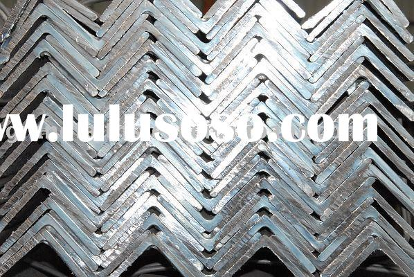 PRIME HOT ROLLED STEEL ANGLE