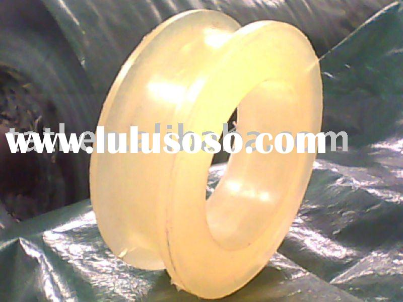 PU rubber wheel for mining project