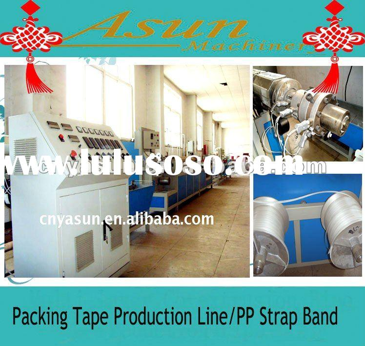 Packing Tape Production Line/PP Strap Band