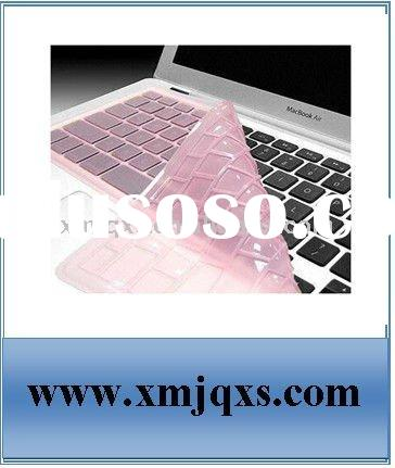 Pink Silicone Laptop Keyboard Covers