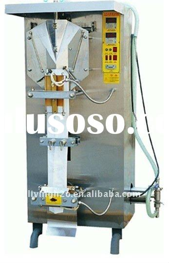 Plastic bag water packing machine