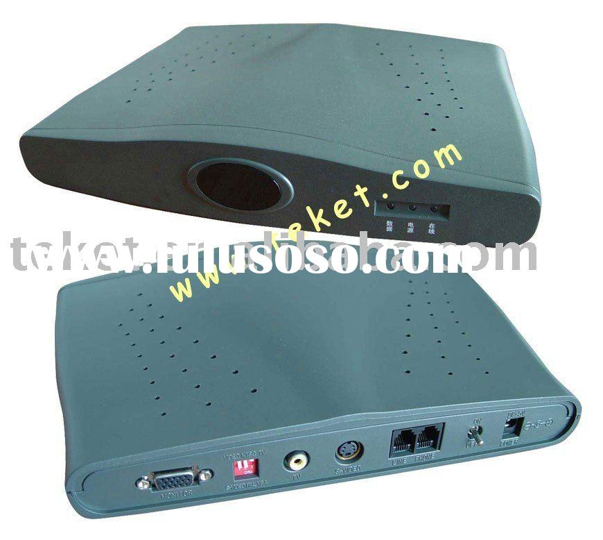 Plastic case, compact size, suitable for SOC System-STB-BOX