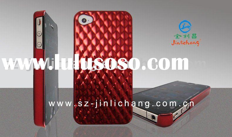 Premium Hard Design Crystal Case Cover for Apple iPhone4, 4th Generation, 4th Gen