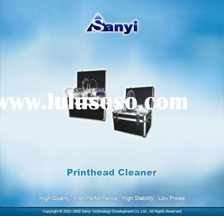 Printhead cleaner