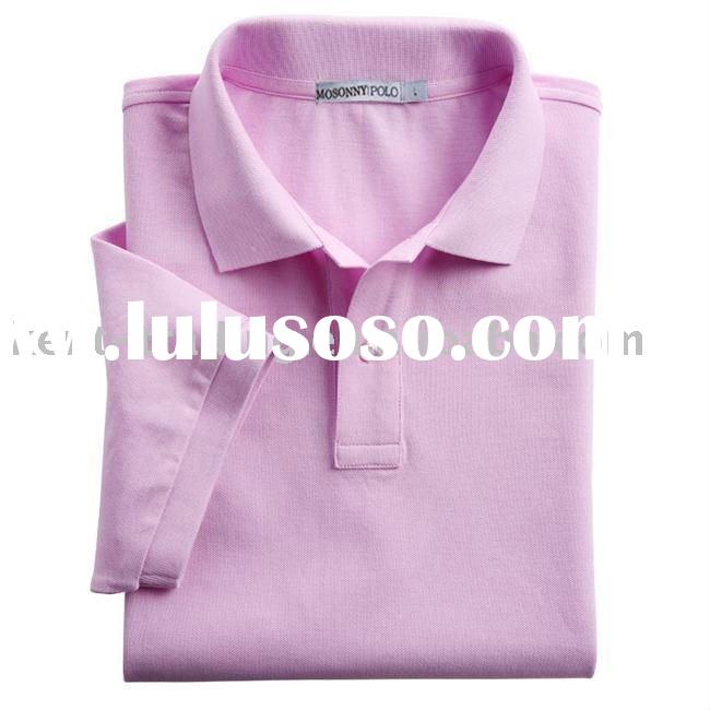 Promotion 220g cotton Polo shirt with embroidery or print logo and Payapl will be ok