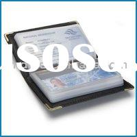 Promotional PVC business card holder for gift