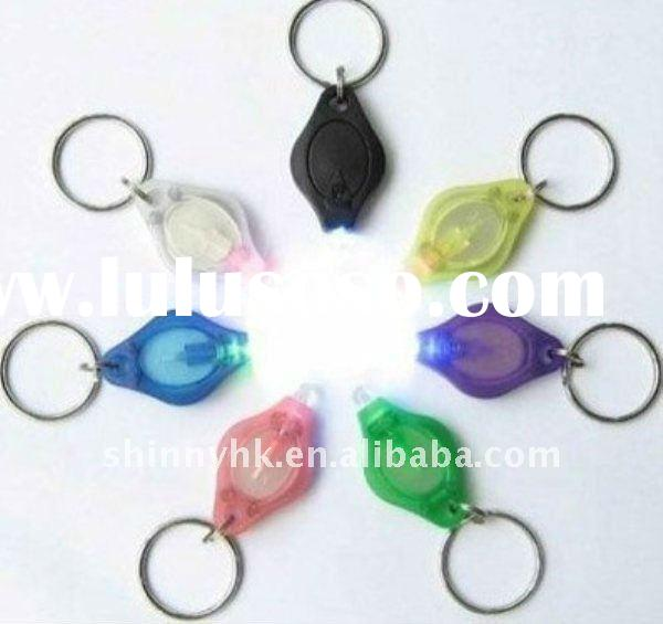 Promotional gifts Led light key chain