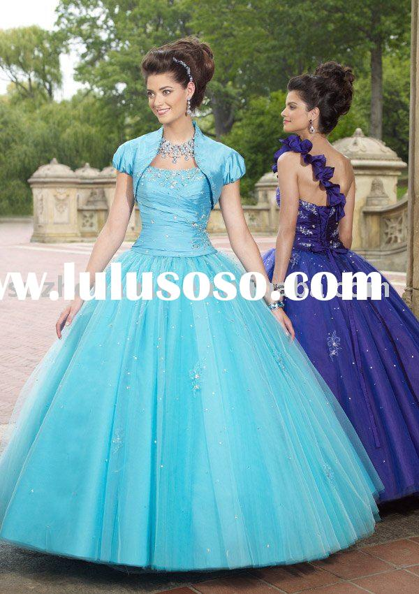 Q0083 Elegant Quinceanera Dress Ball Gowns 2011 new style