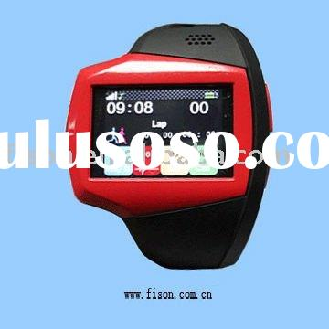 Quality bluetooth GPS watch phone
