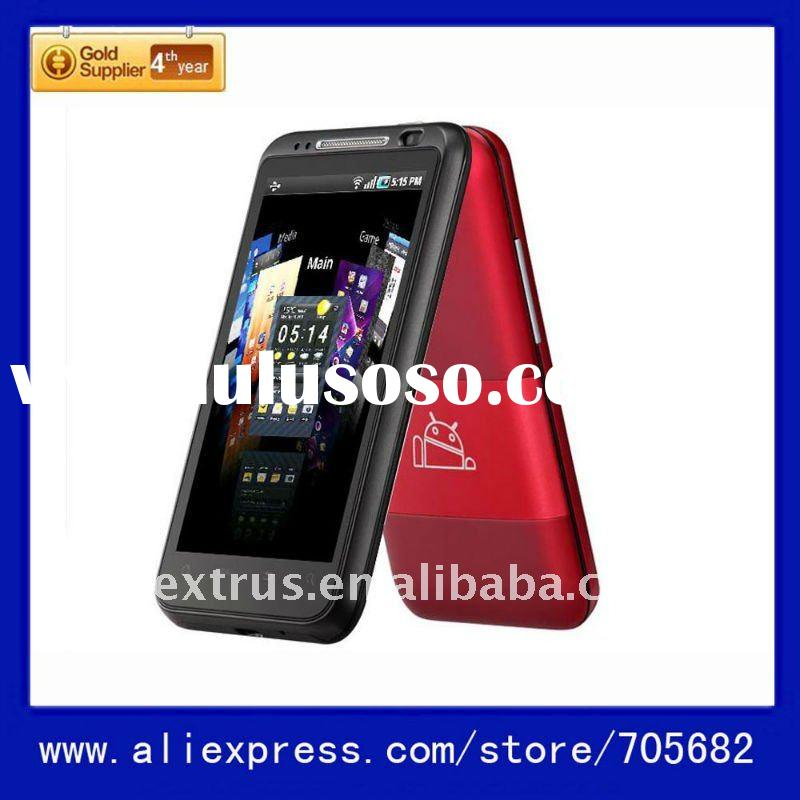 REAL 5.0 MEGA PIXELS HIGH DEFINITION CAMERA ANDROID 2.3 CELL PHONE E50 (NR-E50)